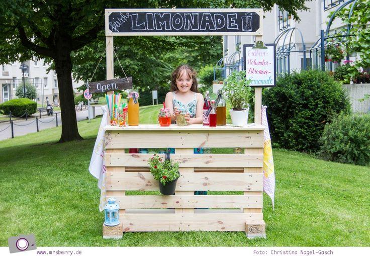 ber ideen zu kinder limonadenstand auf pinterest limonadenst nde limonadenbar und. Black Bedroom Furniture Sets. Home Design Ideas