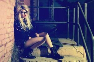 Chanel~ I dig her.