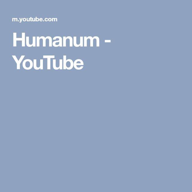 Humanum - YouTube