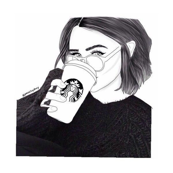 outlines ❤ liked on Polyvore featuring fillers, doodles, drawings, art, drawing, outlines and scribble