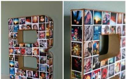 Creare collage con le foto: tante idee fai da te per bambini [FOTO] - E' facile creare collage recuperando le foto più belle, bastano un po' di fantasia e alcune idee fai da te da cui trarre spunto. Ecco le più belle per i tuoi bambini.