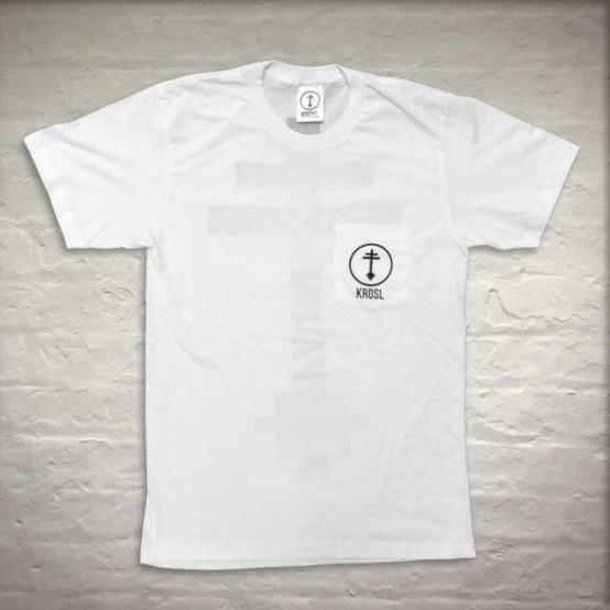 Krosl | Pocket Logo & Large Logo Print on Back#blackburn #blackburnisopen #fashion #clothing #screenprint