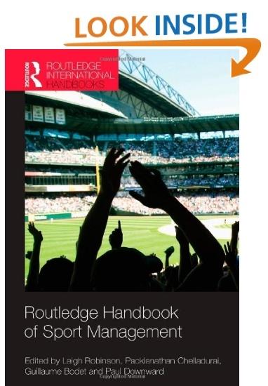 31 best when i grow up images on pinterest productivity career routledge handbook of sport management e book sportmanagement fandeluxe Gallery