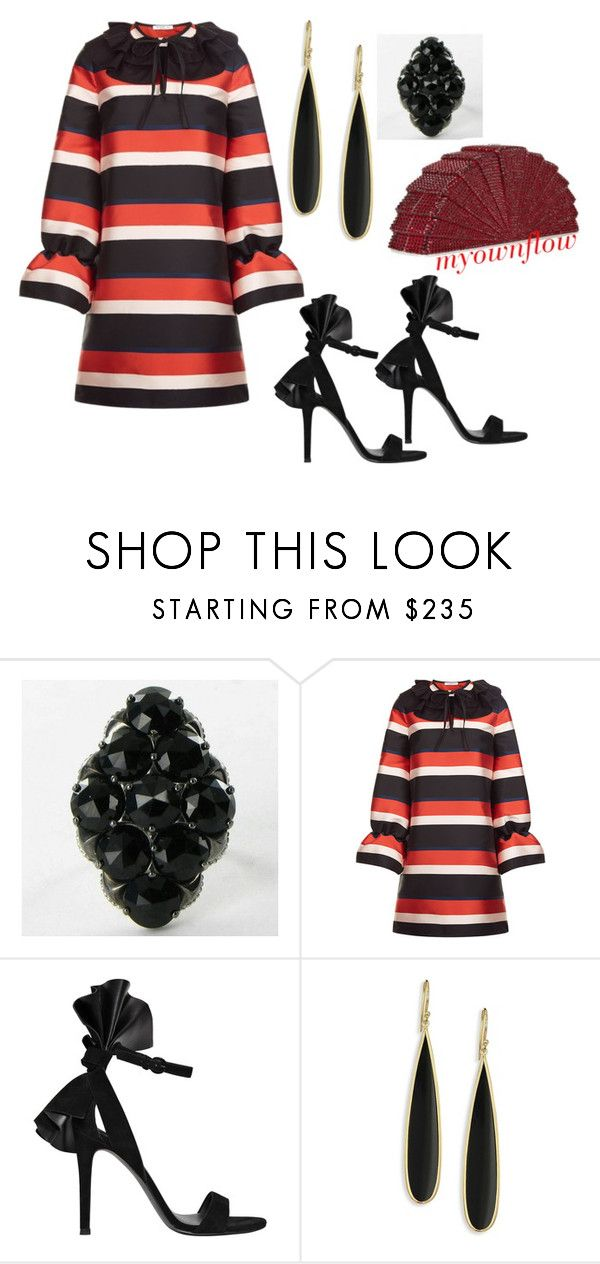 """""""SEXY GRANNY"""" by myownflow ❤ liked on Polyvore featuring Tacori, VIVETTA, Kendall + Kylie, Judith Leiber and Ippolita"""