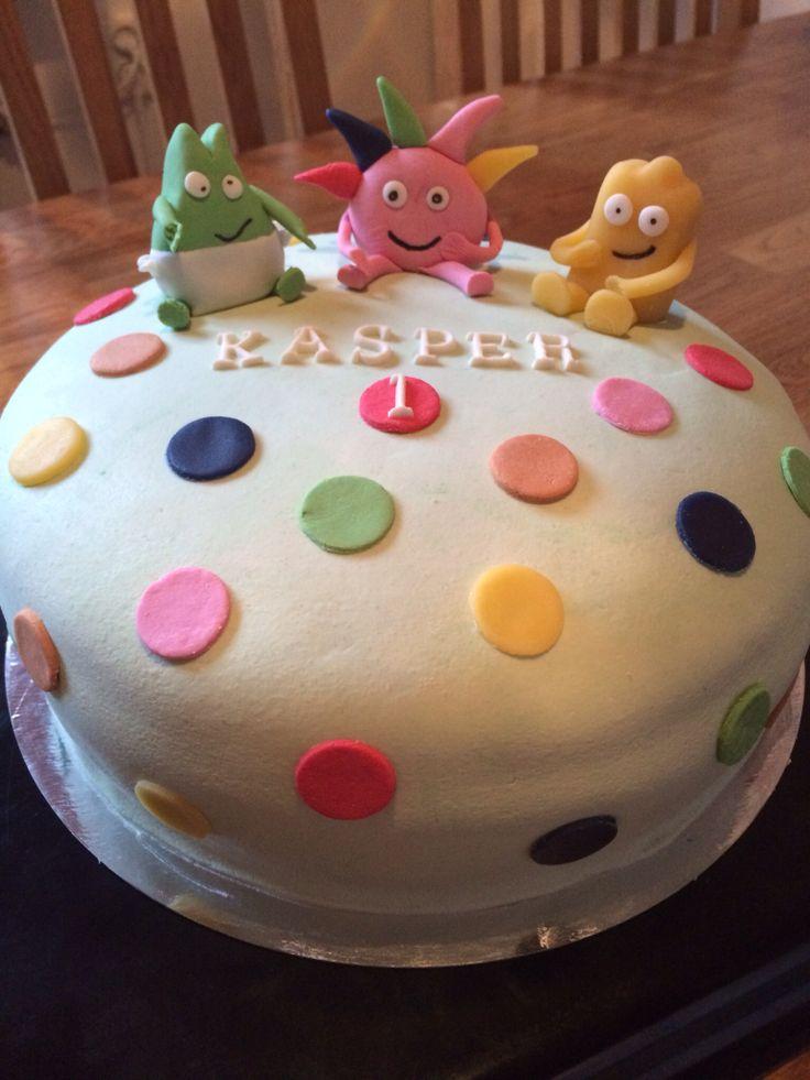 Babblarna cake tårta