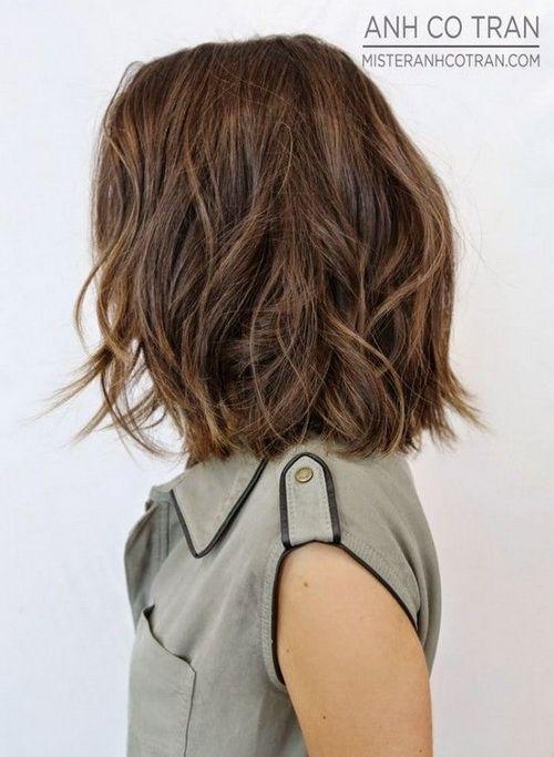 Short Wavy Bob Haircuts 2016