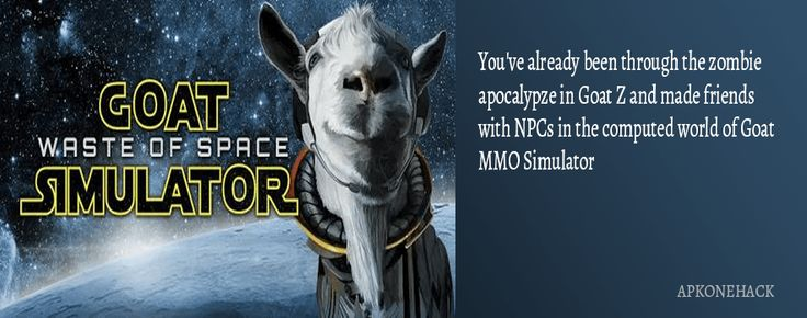Goat Simulator Waste of Space is an Simulation game for android Download latest version of Goat Simulator Waste of Space Apk + OBB Data [Full Paid] 1.1.0 for Android from apkonehack with direct link Goat Simulator Waste of Space Apk Description Version: 1.1.0 Package:...
