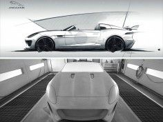 Ian Callum on the Jaguar Project 7 design