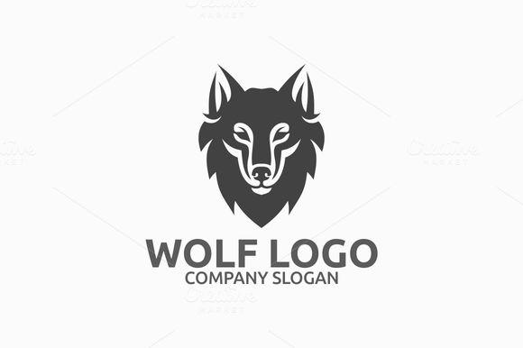 Wolf Logo by Brandlogo on @creativemarket
