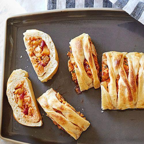 Hawaiian+BBQ+Chicken+Braid+-+The+Pampered+Chef®