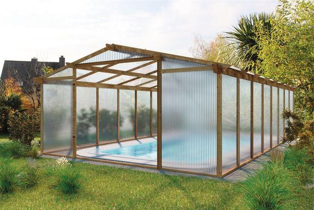 Plaque Polycarbonate Transparente Transparente 2 X 1 M Brico Depot Polycarbonate Jardin D Hiver Transparent