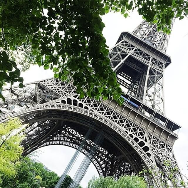 Paris sightseeing with Margo  Me