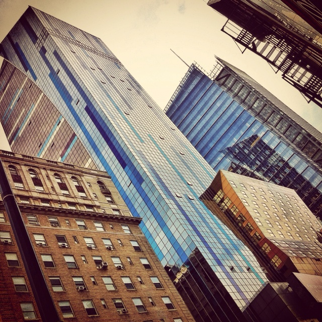#Towers_of_Eighth_Avene #Times_Square