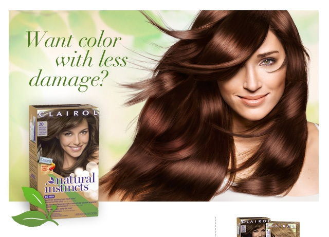 Clairol Natural Instincts #20 <3
