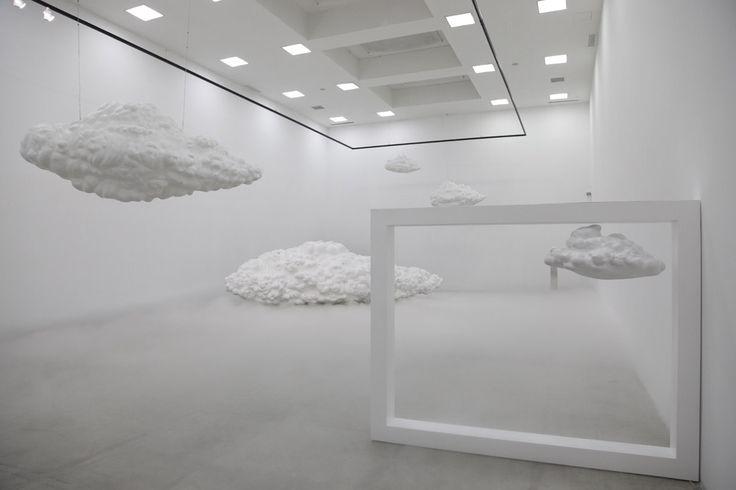 蔡志松 Cai Zhisong《玫瑰.浮云——蔡志松2012作品展》
