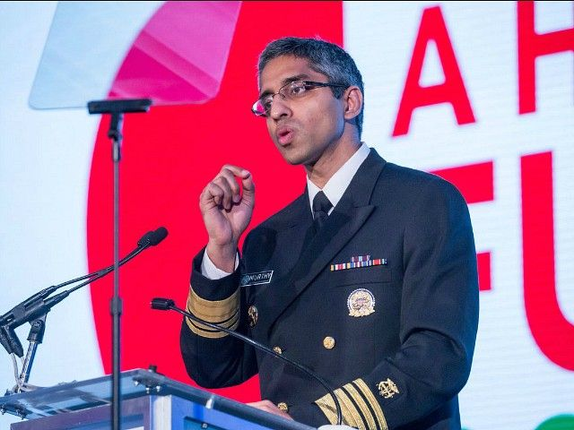 On Friday, the Trump administration asked Obama's pro-gun control Surgeon General, Dr. Vivek Murthy, to resign.