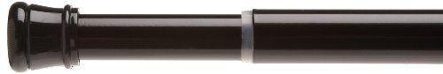 -Debbie Carnation Home Fashions Adjustable 41-to-76-Inch Steel Shower Curtain Tension Rod, Black Carnation Home Fashions,http://www.amazon.com/dp/B002QUYLIY/ref=cm_sw_r_pi_dp_5AuMsb01A6KP8N9Z