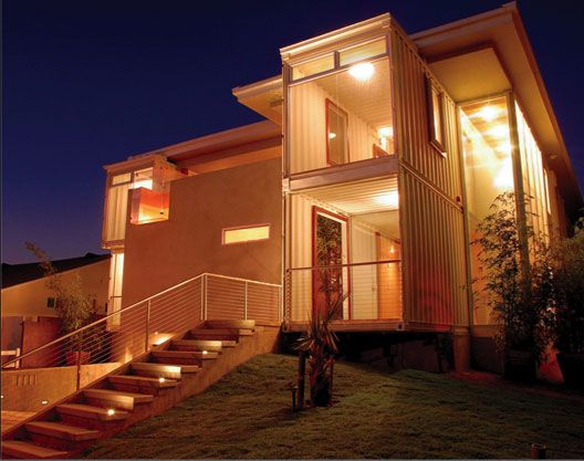 ISBU Container Homes | Asheville Shipping Container Home Design, Big Boom Box ISBU homes ...