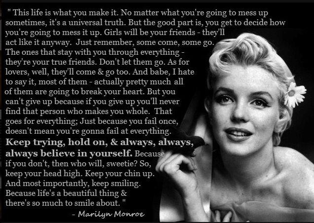 Marilyn Monroe New Years Quotes: 95 Best Images About Marilyn & Sex Symbol Quotes On