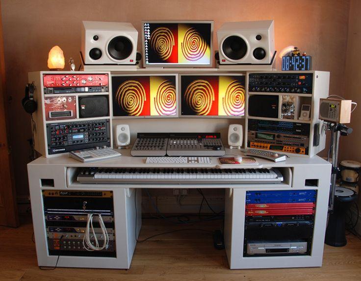 home studio designs. And This Is Where the Musical Magic Happens  73 best Luidsprekers losstaand images on Pinterest Loudspeaker