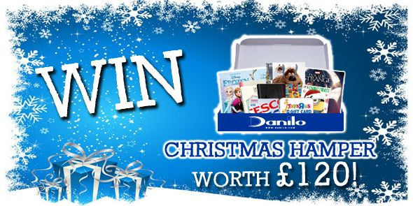Tell us your Best #ChristmasTips at http://bit.ly/DaniloComps by 12th December & You could #WIN an Amazing Hamper worth £120! #ChristmasWrappedUp