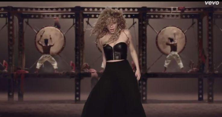 Nuevo Video De Shakira Para La Mundial De Fútbol 2014 Con Su Hijo Milán, Piqué Y Más Futbolistas #Video