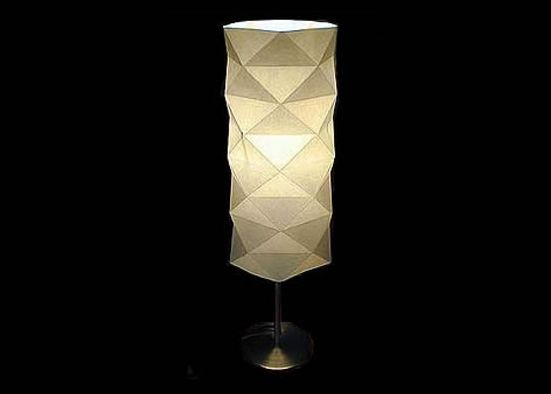 17 best luces de origami images on pinterest origami lamp origami maniacs origami lampshade by tomoko fuse tutorial mozeypictures Choice Image