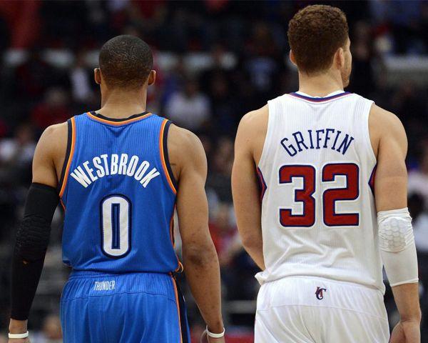 Russell Westbrook, Blake Griffin Tandem Heading To Boston Celtics? - http://www.morningledger.com/russell-westbrook-blake-griffin-tandem-heading-to-boston-celtics/1386019/