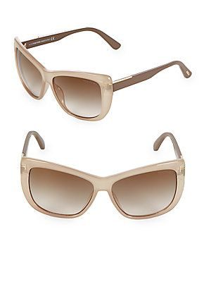 0a8d220859d 58Mm Cat Eye Sunglasses