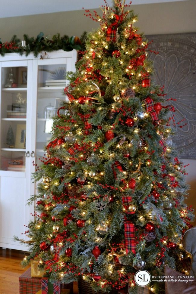 2697 best christmas images on pinterest merry christmas for Amazing christmas tree decorations