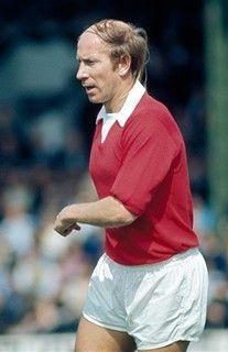 Bobby Charlton of Man Utd in 1972.