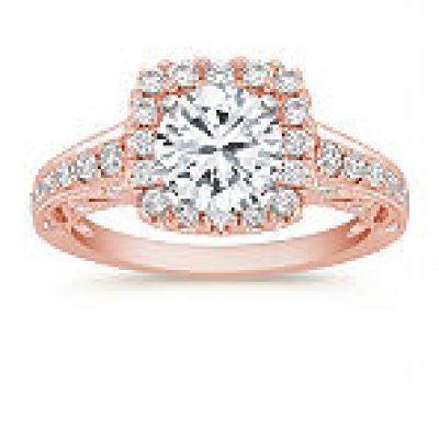 Vintage Rings Rose gold