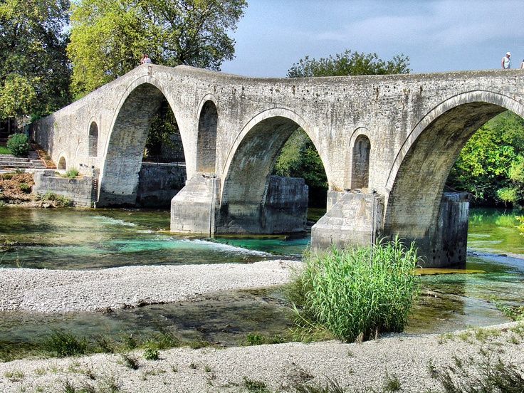 Arta bridge, Greece