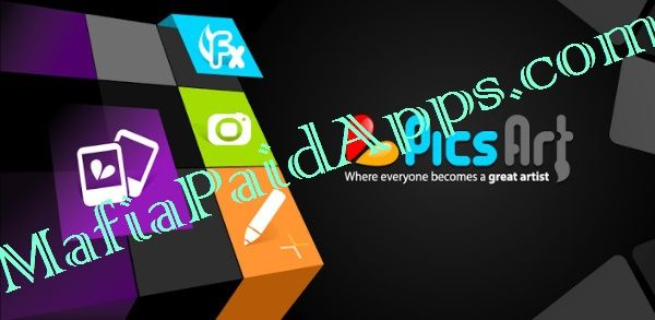 PicsArt Photo Studio v5.31.3 Apk   With 250 million installs PicsArt is a#1 photo editorand your creative online presence. Creativity is more than just a filter - PicsArt (aka PicsArt Photo Studio) is your best choice for making amazing photo edits and photo collages capturing images with the camera creating digital drawings and communicating with a global community of creative people who have joined our mission to beautify the world.  250 million people have already downloaded this free…