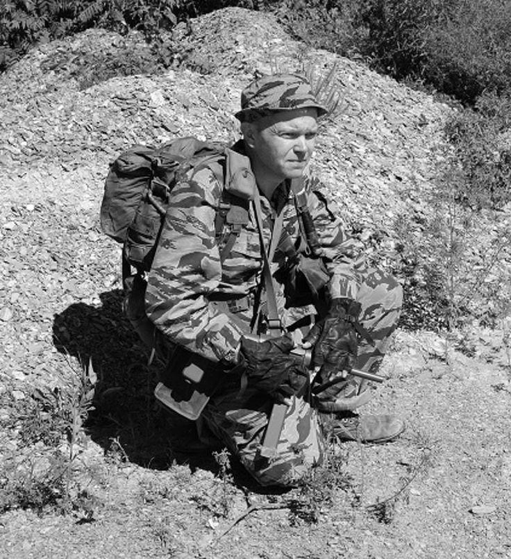 Long Range Reconnaissance Patrol