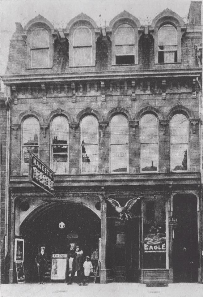 Majestic Theater Main St Lancaster Oh