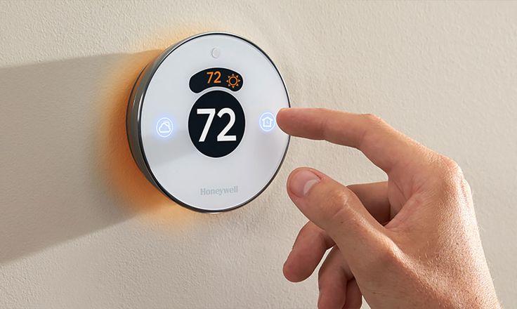 Inhabitat reviews the Honeywell Lyric WiFi Thermostat.