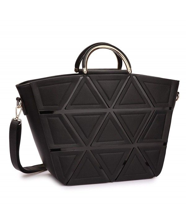 16489deddd Designer Handbags Satchel Shoulder Geometric -