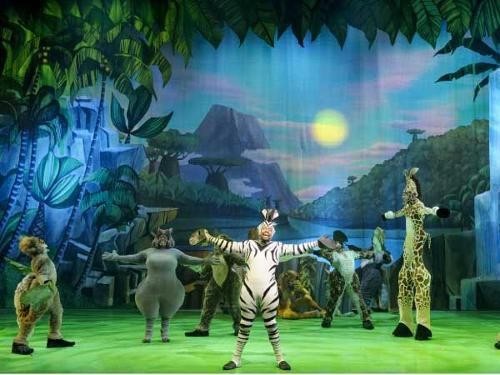 Madagascar characters to land in Jeddah soon