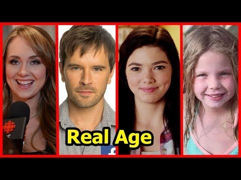 Heartland Cast Real Age 2018 - YouTube | HEARTLAND! in 2019