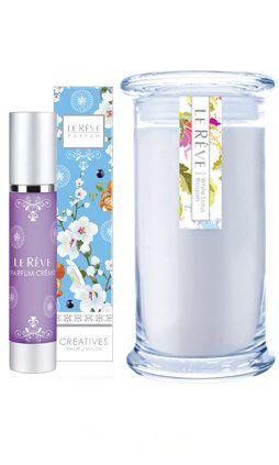 Parfum Creme & Candle