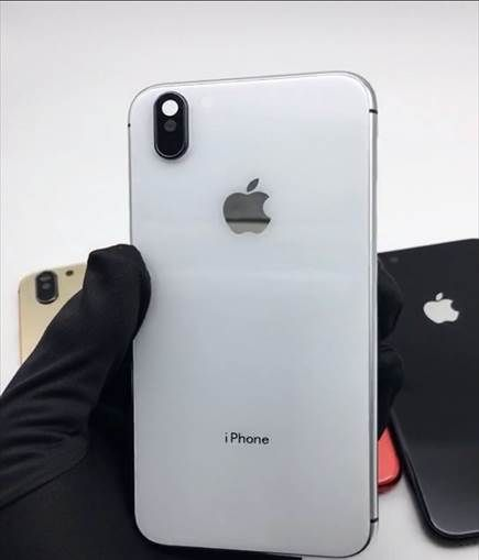 Phone X Style Available Color White Gold Red Black Available