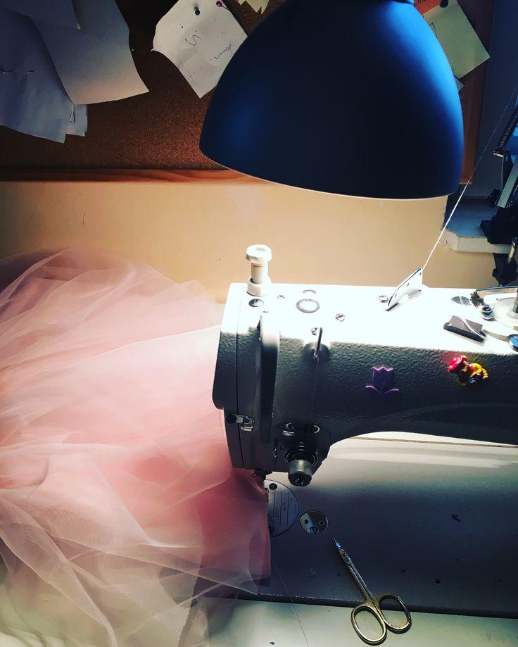 #babydress #flowerdress #pink #baby #margoconcept #workinprogress #margo #margoconceptatelier #brasov #rochita #rochitafetita #babypinkdress #pinkdress