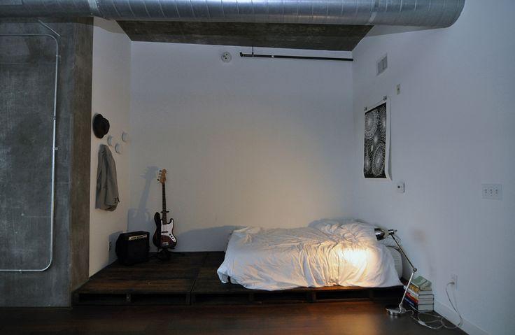 Дизайн интерьера для небольшой квартиры студии от Ike Bahadourian