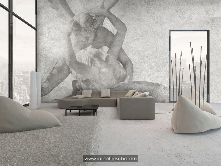 Wonderful fresco from our stunning collection STILL LOVE. #fresco #interiordesign #architecture #wallpaper #interiors #wallart #walldecor #mural #affreschi #decoration #art #madeinitaly