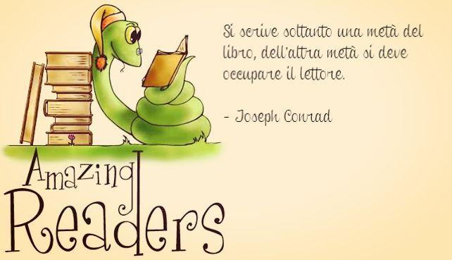 Joseph Conrad  - Si scrive soltanto una metà del libro, dell'altra metà si deve occupare il lettore. -