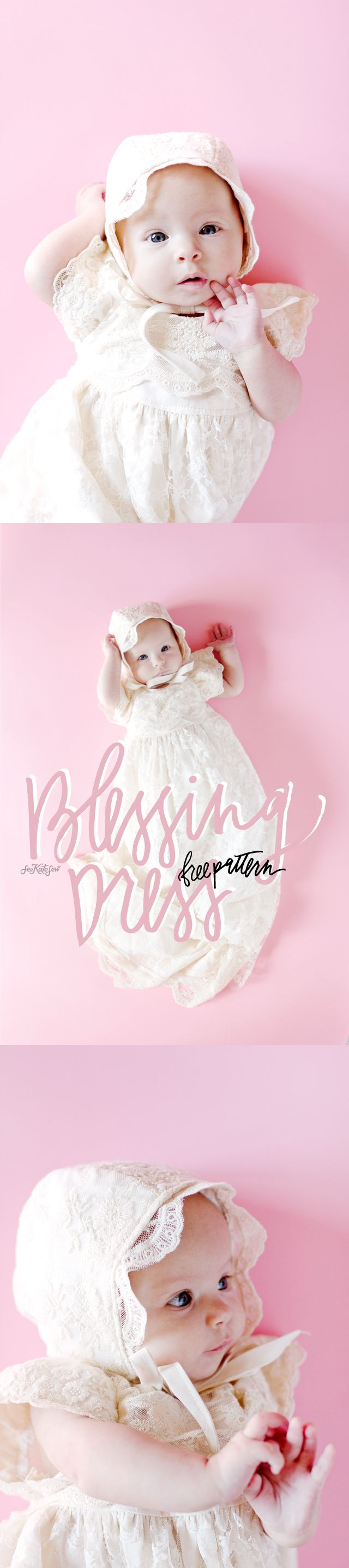 As promised, here is the blessing DRESS pattern and tutorial from this baby blessing outfit! This dress was so fun to make. It looks really fancy, but you'll be surprised at how simple it actually is. I posted the coordinating bonnet tutorial last week in this post. I wanted a super frilly and really long …