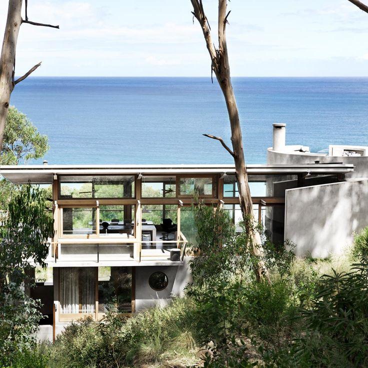 Ocean House - Modern Beach House Designs