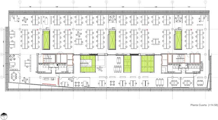 Madrid Idom Office / ACXT Architects - 谷德设计网