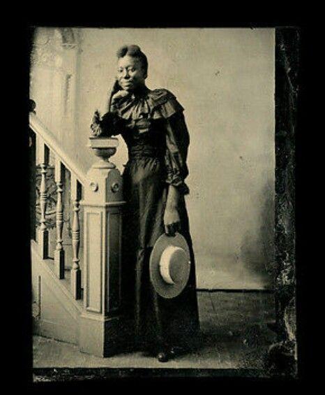 Black Archive Found 20th Century Lady